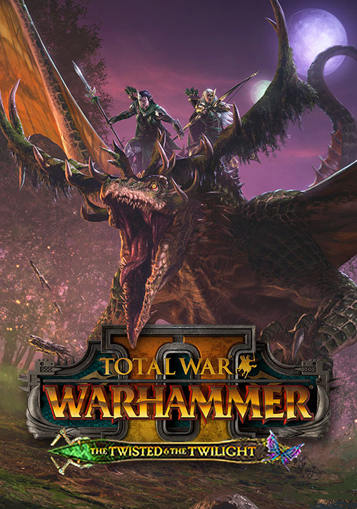 Total War: WARHAMMER II - The Twisted & The Twilight - Cover / Packshot