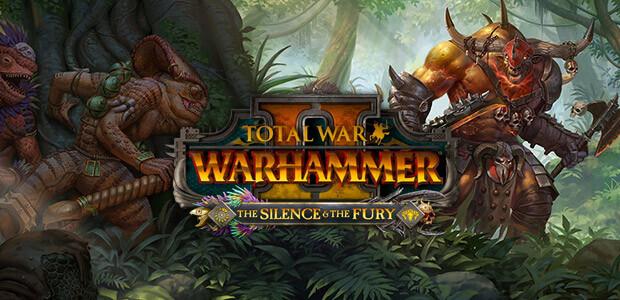 Total War: WARHAMMER II - The Silence & The Fury - Cover / Packshot