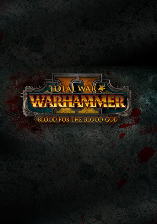 Total War: WARHAMMER II - Blood for the Blood God II - Cover