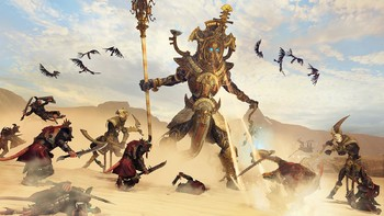 Screenshot1 - Total War: WARHAMMER II - Rise of the Tomb Kings