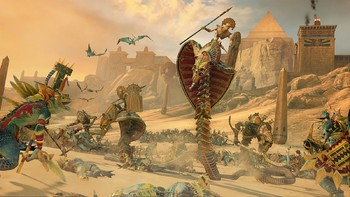 Screenshot5 - Total War: WARHAMMER II - Rise of the Tomb Kings