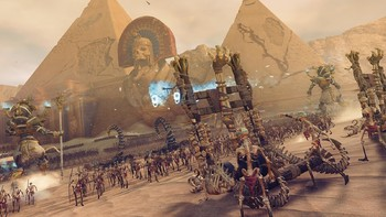 Screenshot6 - Total War: WARHAMMER II - Rise of the Tomb Kings