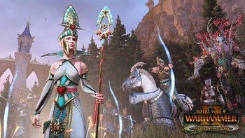 Screenshot1 - Total War: WARHAMMER II - The Queen & The Crone