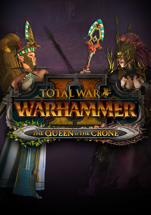 Total War: WARHAMMER II - The Queen & The Crone - Packshot