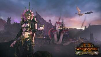 Screenshot2 - Total War: WARHAMMER II - The Queen & The Crone