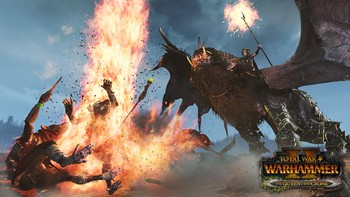Screenshot4 - Total War: WARHAMMER II - The Queen & The Crone