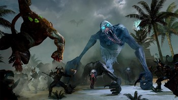 Screenshot1 - Total War: Warhammer II - Curse of the Vampire Coast