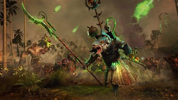 Screenshot1 - Total War: WARHAMMER II - The Prophet & The Warlock