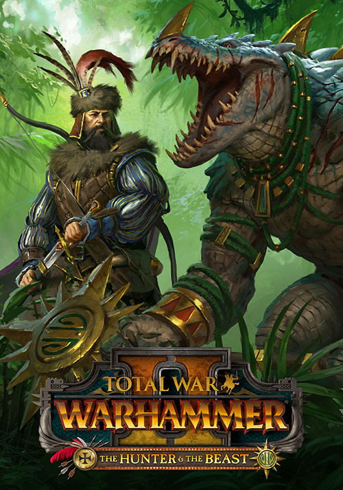 Total War: WARHAMMER II - The Hunter & The Beast - Cover / Packshot