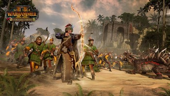 Screenshot2 - Total War: WARHAMMER II - The Hunter & The Beast