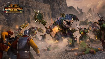 Screenshot1 - Total War: WARHAMMER II - The Hunter & The Beast