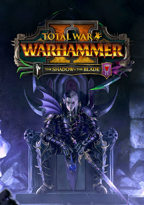 Total War WARHAMMER II - The Shadow & The Blade - Cover / Packshot