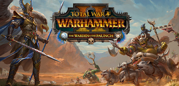 Total War: WARHAMMER II - The Warden & The Paunch - Cover / Packshot