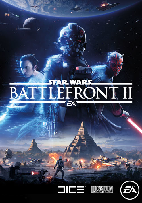 Star Wars Battlefront II - Cover