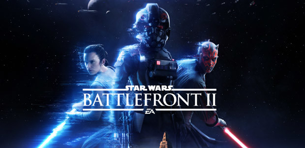 Star Wars Battlefront II - Cover / Packshot