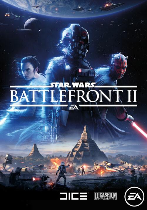 Star Wars Battlefront II - Cover / Packshot