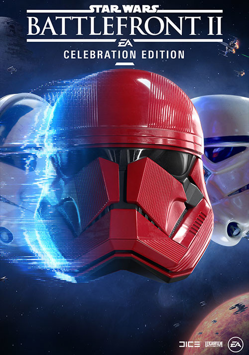 Star Wars Battlefront II: Celebration Edition - Cover / Packshot