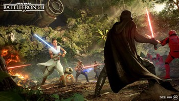 Screenshot1 - Star Wars Battlefront II: Celebration Edition