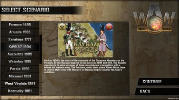 Screenshot1 - Wars Across The World