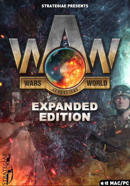 Wars Across The World - Expanded Collection - Packshot
