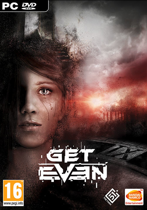 Get Even - Cover / Packshot