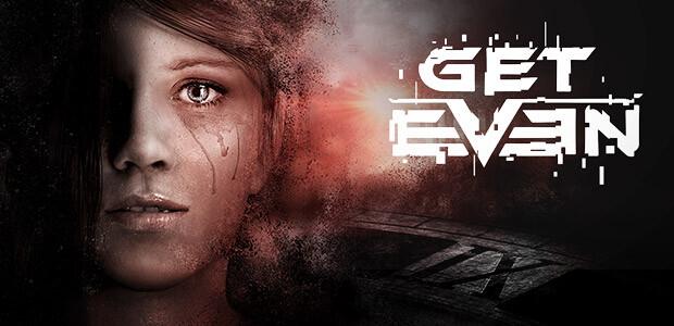 Get Even - Cover / Packshot
