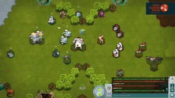 Screenshot6 - Post Human W.A.R