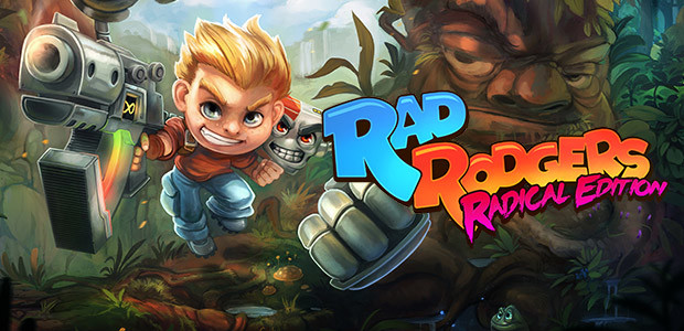 Rad Rodgers - Cover / Packshot