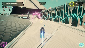 Screenshot4 - TRON RUN/r: Ultimate Edition