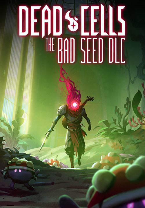 Dead Cells: The Bad Seed - Cover / Packshot
