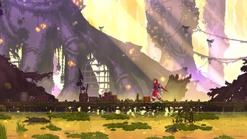 Screenshot1 - Dead Cells: The Bad Seed