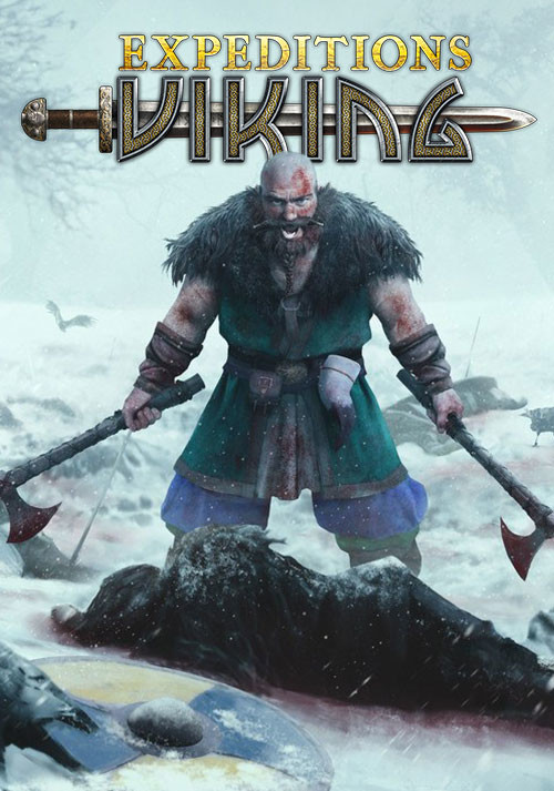 Expeditions: Viking - Packshot