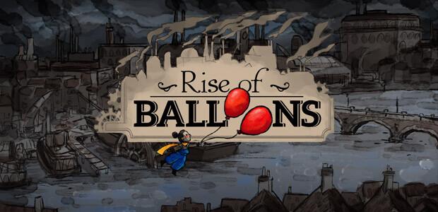 Rise of Balloons - Cover / Packshot