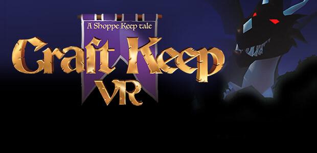 Craft Keep VR - Cover / Packshot