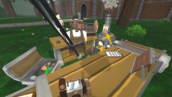 Screenshot2 - Craft Keep VR