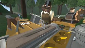 Screenshot3 - Craft Keep VR