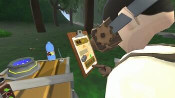 Screenshot4 - Craft Keep VR