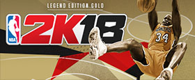 NBA 2K18 - Legend Gold Edition