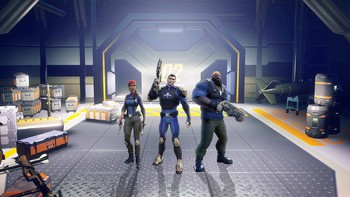 Screenshot9 - Agents of Mayhem