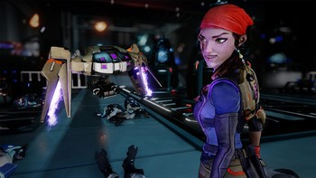 Screenshot3 - Agents of Mayhem