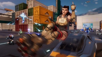 Screenshot5 - Agents of Mayhem