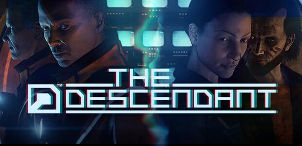 The Descendant - Cover / Packshot