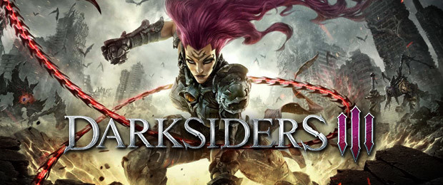 Darksiders 3: Launch trailer for the launched Keepers of the Void DLC