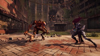 Screenshot4 - Darksiders III