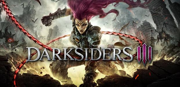 Darksiders III - Cover / Packshot