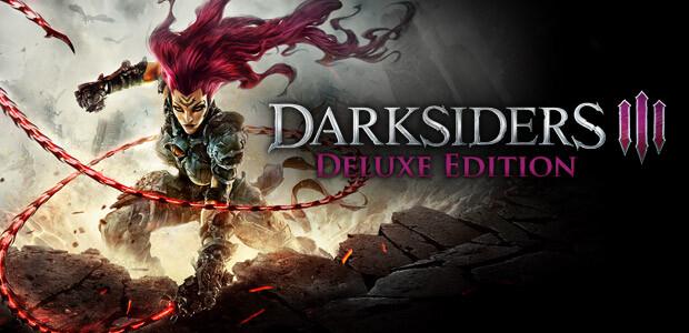 Darksiders III Deluxe Edition - Cover / Packshot