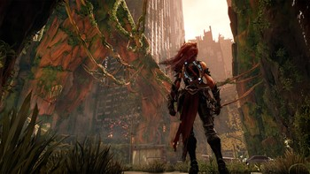 Screenshot1 - Darksiders III Deluxe Edition