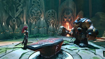 Screenshot2 - Darksiders III Deluxe Edition