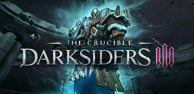 Darksiders III - The Crucible - Cover / Packshot
