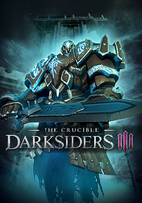 Darksiders III - The Crucible - Cover / Packshot